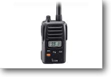 簡易業務用携帯型無線機
