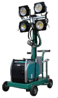 新時代の灯光機-LED灯光機