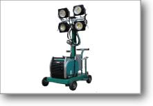LED灯光機