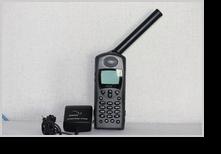 イリジウム衛星携帯