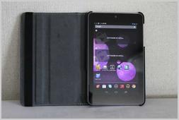 Nexus7マルチカバー