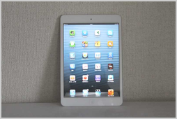 iPadmini正面